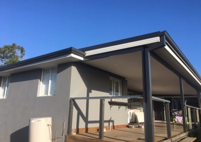 Metal Roofing - Awning Installation - Downpipes