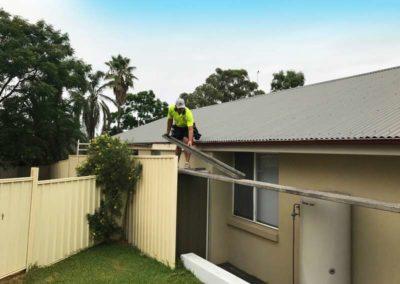 Metal Roofing - Eaves - Gutters